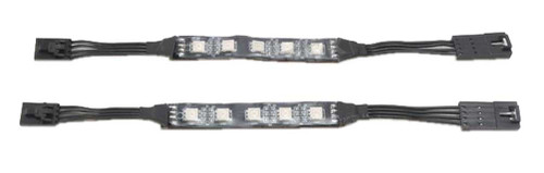 Ciro Shock & Awe 3 in. LED Light Strips, Two LED strips Plug Into Ciro Kit 41002 - Wisconsin Harley-Davidson
