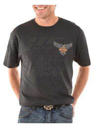 Harley-Davidson® Mens 115th Anniversary Reflection Manifesto Short Sleeve T-Shirt - Wisconsin Harley-Davidson
