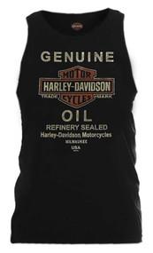 Harley-Davidson® Men's Hardcore Legend Sleeveless Muscle Tank, Black 5L30-HE96 - Wisconsin Harley-Davidson