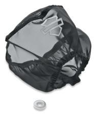 Harley-Davidson® Screamin' Eagle Air Cleaner Rain Sock - Black Mesh 28728-10 - Wisconsin Harley-Davidson