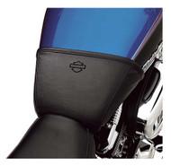 Harley-Davidson® Tank Bra, Fit XL Models w/ 4.5 Gallon Fuel Tank - Black 62027-04 - Wisconsin Harley-Davidson