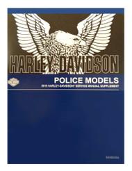 Harley-Davidson® 2018 Police Supplement Models Motorcycle Service Manual 94000454 - Wisconsin Harley-Davidson