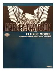 Harley-Davidson® 2018 FLHXSE Supplement Models Motorcycle Service Manual 94000457 - Wisconsin Harley-Davidson