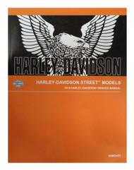 Harley-Davidson® 2018 Street Models Motorcycle Service Manual 94000453 - Wisconsin Harley-Davidson
