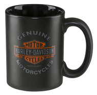 Harley-Davidson® Core Genuine Motorcycles Coffee Mug, 15 oz. - Black HDX-98606 - Wisconsin Harley-Davidson