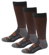 Harley-Davidson® Men's Compression Coolmax Riding Socks, 3 Pairs D99219170-001 - Wisconsin Harley-Davidson