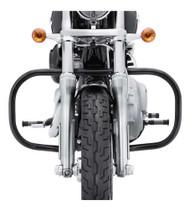 Harley-Davidson® Engine Guard Kit - Gloss Black Finish, Multi-Fit Item 49320-09 - Wisconsin Harley-Davidson