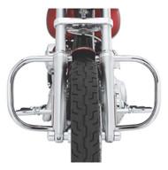 Harley-Davidson® Engine Guard Kit - Chrome Finish, Multi-Fit Item 49010-06 - Wisconsin Harley-Davidson