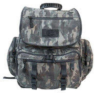 Harley-Davidson® Camo Print Canvas Bar & Shield Ruck Sak Backpack MC2702S-CAMO - Wisconsin Harley-Davidson