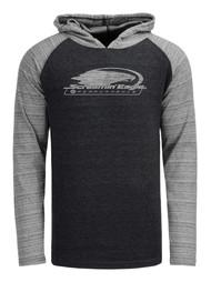 Harley-Davidson® Men's Screamin' Eagle Banded Logo Pullover Hoodie HARLMS4002 - Wisconsin Harley-Davidson