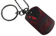 Harley-Davidson® HDMC Willie G Skull Performance Dog Tag, Chain/Key Ring 8004903 - A