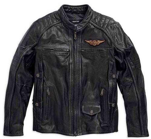 Harley-Davidson® Men's Triple Vent Detonator Distressed