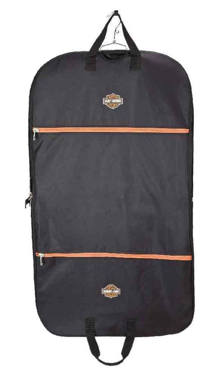 Harley-Davidson® Expandable Zippered Garment Carrier, Lightweight & Strong 99105