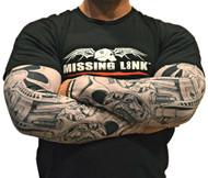 Missing Link SPF 50 BioMechanical Me ArmPro Compression Sleeves APBM - Wisconsin Harley-Davidson