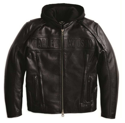 Harley Davidson Men S Leather Motorcycle Jackets All Sizes