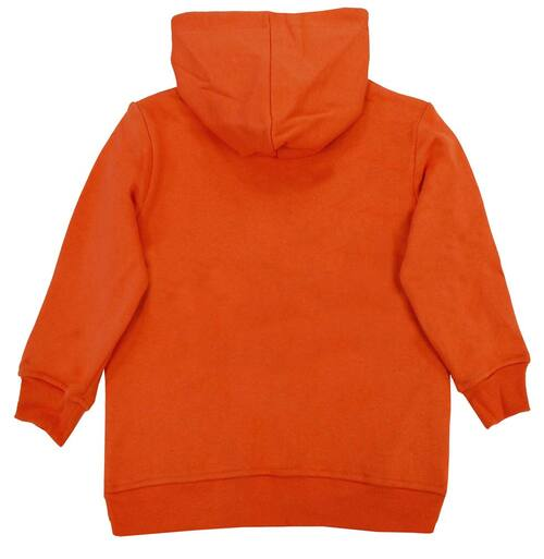 Harley-Davidson® Boys' Orange Genuine Bar & Shield Oil Fleece Hoodie 0281394 - A