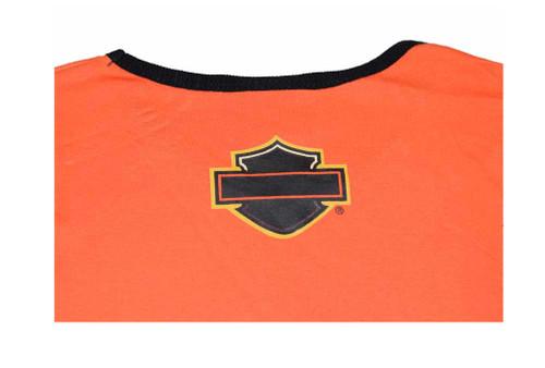 Harley-Davidson® Big Girls' T-Shirts, Long & Short Sleeve Graphic Tees 3342354 - D