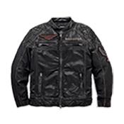 Harley-Davidson Leather Motorcycle Riding Jackets