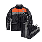Harley-Davidson Rainsuits, Rain Jackets and Rain Pants