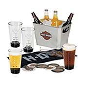 Harley-Davidson Bar and Gameroom Accessories