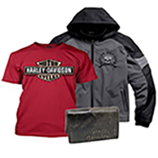 harley-davidson men's clothing and accessories - wisconsin harley