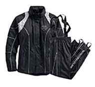 Harley-Davidson Women's Rain Jackests, Pants and Rainsuits