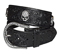 Harley-Davidson Women's Belts and Belt Buckles