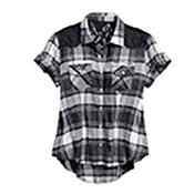 Harley-Davidson Women's Casual Shirts, Hoodies, Activewear Tops