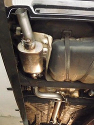 """Corrado 3"""" Bolt-on System"""