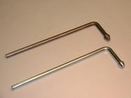 """Headed L Rod Hanger, 1/2"""" Stainless Steel"""
