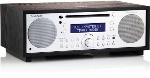 Tivoli Audio Music System BT, Black/Silver