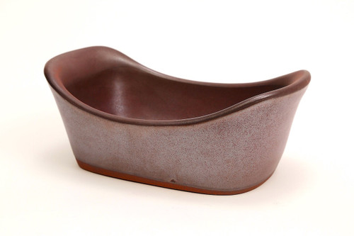 Cook on Clay Loaf Pot, Bordeaux