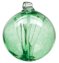 "6"" Witch Ball - Green"