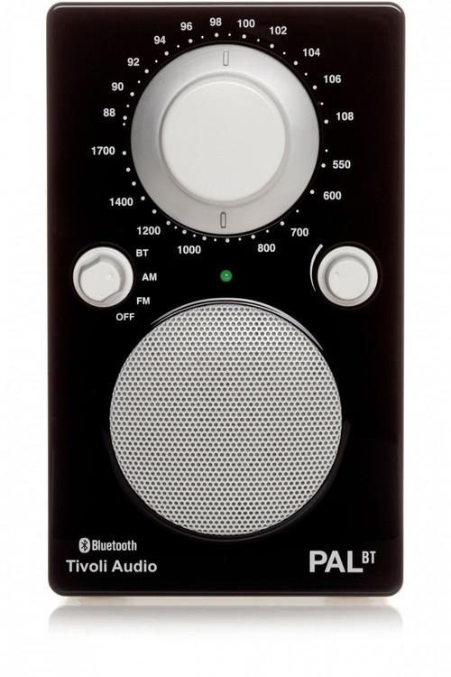 Tivoli Audio - PAL BT Bluetooth Radio - Black