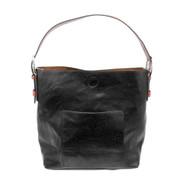 Classic Hobo Handbag Black