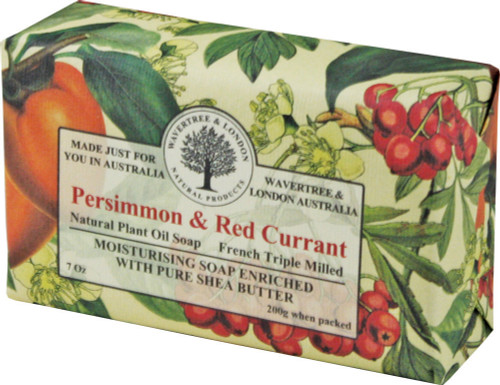 Wavertree & London Persimmon & Red Currant Soap