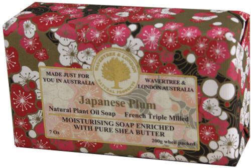 Wavertree & London Japanese Plum Soap