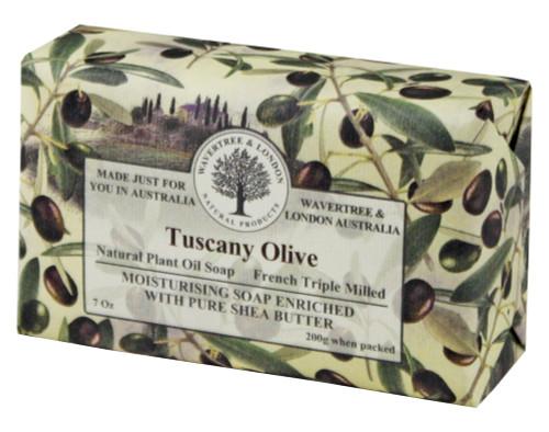 Wavertree & London Tuscany Olive Soap