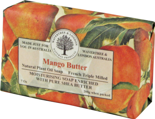 Wavertree & London Mango Butter Soap