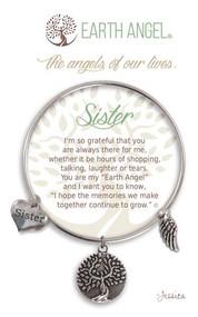Sister Charm Bracelet