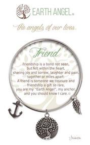 Friend Charm Bracelet