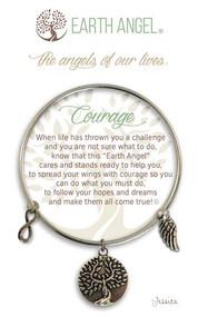 Courage Charm Bracelet