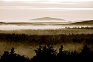 'Monadnock Fog Landscape' - Glenn Hathaway