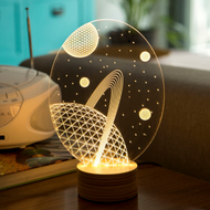 Studio Cheha BULBING® lamp - #Galaxy