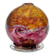 Kitras Van Glow Candle Dome, Gold - Pink
