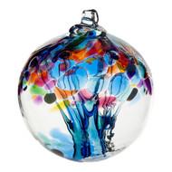 "10"" Tree of Caring - Kitras Art Glass"