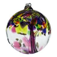 "10"" Tree of Grace - Kitras Art Glass"