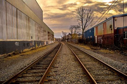 'Down The Tracks' - Christopher Di Nunzio