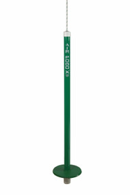 Air Pogo Xtreme Green (200 Lb. Weight Limit)