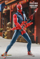 VGM32 Spider-Man Punk Suit 1